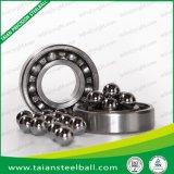 sfera dell'acciaio inossidabile AISI316 di 6mm 10mm, sopportante il colpo dell'acciaio delle sfere d'acciaio della sfera d'acciaio