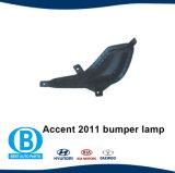 Accent 2011 van Hyundai de VoorFabriek van de Delen van de Auto van de Bumper Plastic