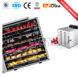 Deshidratador ajustable de Vegetable&Fruit de la temperatura de Yufchina