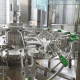 Volle automatische Plastikflasche, die Mineralwasser-füllende Abfüllanlage-Maschine trinkt
