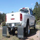 Umweltschutz-materielle weiße Auto-Schutzvorrichtung für Schlussteil