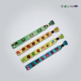 Wristbands coloridos del silicón de RFID/NFC