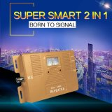 850/2100MHz double bande Signal Booster 2g 3g répétiteur de signal GSM 2G Amplificateur de signal mobile 3G