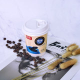 El papel de empapelar doble ahueca las tazas de papel disponibles té y la taza de café