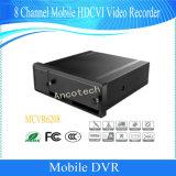 8 canais para automóvel Dahua Hdcvi móvel DVR Gravador de Vídeo (MCVR6208)