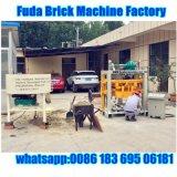 Piccola marca della Cina della macchina del blocco/della macchina blocco in calcestruzzo di Habiterra