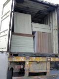 Fabriek-zuivere Witte Melamine Onder ogen gezien Blockboard in 18mm