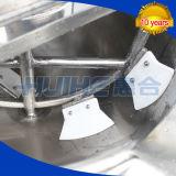 Chaleira do revestimento com agitador (aço inoxidável)