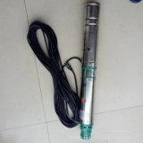 Pompa ad acqua sommergibile solare di irrigazione solare della pompa ad acqua
