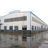De geprefabriceerde Workshop van de Structuur van het Staal (tl-001)