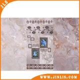 Hecho en las baldosas cerámicas blancas rústicas de la pared interior de China (300X600m m)
