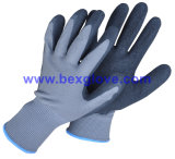 Милая перчатка сада, перчатка латекса