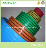Порошок всасывания PVC усиленный пластмассой спиральн продевая нитку шланг трубы сада воды