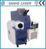 máquina automática de la soldadura por puntos de laser de la joyería 200W para la decoración