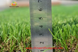 Grama artificial ajardinando estabilizada UV do baixo preço para áreas das escolas e de jogo dos pátios dos jardins