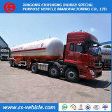 Sale를 위한 40cbm 20tons Cooking Gas Cylinder LPG Tanker Trailers 20tons