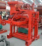 máquina para fazer blocos ocos/máquina para fabricação de tijolos de concreto o Qt4-40