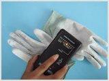 Проводные медные перчатки с покрытием PU, перчатки волокна PU Нейлон-Меди