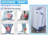 Eswt Extracorporeal Stoßwelle-Therapie-muskulöse rückseitige Schmerz