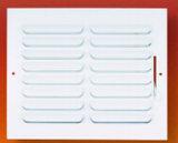 Cuchillas rectas y curvas de registros de aire Sistema HVAC