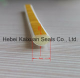 Panneau de porte en bois bord insonorisé PU Seal Strip