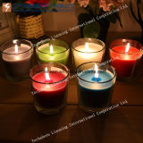 Comercio al por mayor de color perfumadas velas Tealight