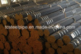 La norma ASTM A53 A106 A179 Gr. de una tubería sin costura Acero al carbono