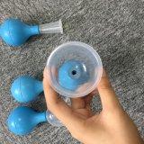 Китайский традиционный набор Cupping с резиновыми головки блока цилиндров