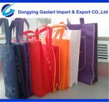 Tela não tecida dos PP Spunbond usada para sacos não tecidos