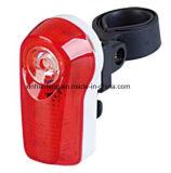Rotes LED Fahrrad-Licht 0.5 Watt-(HLT-121)