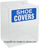عالة بلاستيكيّة أكريليكيّ حذاء تغطية موزّع