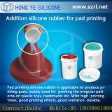 Caoutchouc liquide en silicone pour tampon de tampon en silicone