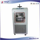 Экспериментальных шкалы Автоматический вакуумный Freeze осушителя для продовольствия и медикаментов 6кг/24h