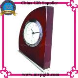Reloj de tabla de cuarzo de madera de alta calidad