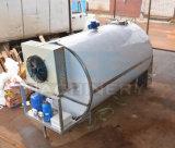 Бак молока нержавеющей стали охлаждая для Свеж-Держать молока охлаждая (ACE-ZNLG-S8)