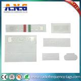 Etiquetas RFID de lavandaria industrial segurança tecido programáveis