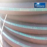 Industrieller Schlauch des Stahldraht-umsponnener Wasser-S/D