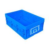Qualitäts-Jungfrau HDPE faltender Plastikkasten mit Kappe