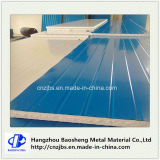 Material de aço Insulation Foam Plystyrene Sandwich Panel para Prefab House