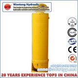 Multi-Stage cilindro hidráulico telescópico para equipos de construcción
