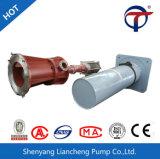 Pompe colomnaire à plusieurs étages verticale de Condensating d'usine de Chaleur-Engine
