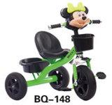 مزح أسلوب جديدة درّاجة ثلاثية مع لون موسيقى زجاجة أماميّ وسلة خلفيّة خداع حادّة