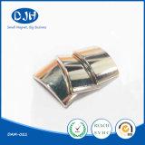 RoHS genehmigte starken kleinen Lichtbogen Neodyne Magnet-Hersteller