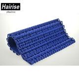 Hairise 1100 flacher Förderband-Produzent der Oberseite-Lebensmittelindustrie-POM modularer