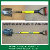 Spade Railway Steel Spade Shovel with Fiberglass Handle