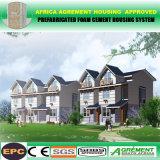 Più nuova casa prefabbricata concreta della spiaggia/Camere/villa prefabbricate di lusso del contenitore