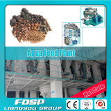 Chaîne de fabrication de descente de granule d'alimentation de poissons de la meilleure offre de service technique