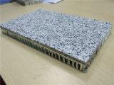 il composto della pietra del granito di 5mm con il favo riveste i pannelli di pannelli di rivestimento compositi della parete del favo di pietra