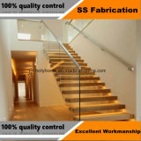 Treppenhaus-Entwürfe für Marmor-/Edelstahl-Treppenhaus-Pfosten