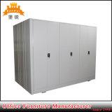 Постучайте вниз шкафом для картотеки передвижного офиса металла книжных полок Compactor структуры